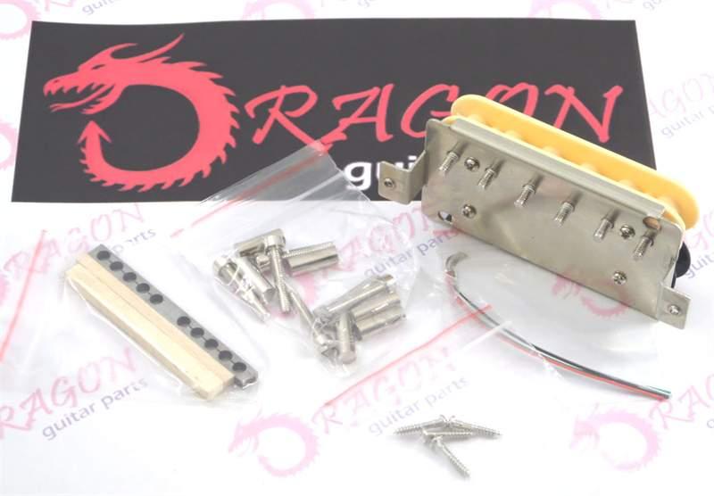 Humbucker Kit , Complete Set without bar magnet 52mm